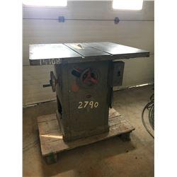General Bench Saw 1.5HP 550v
