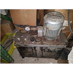 Hydraulic Unit 575v