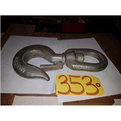 SWL 5 ton Hook