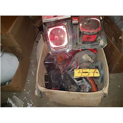 Box with assorted Light