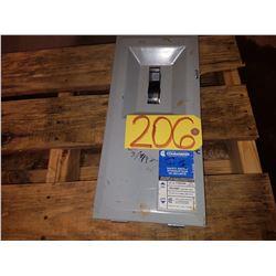 Cutter 120/240v 100amp