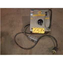 Adjust-a-Volt Voltage Monitor