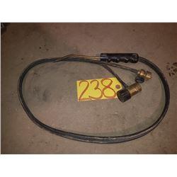 Benzomatic Welding Gun