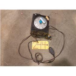 Standard Electric Time Clock