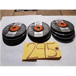 "SAIT Aluminum Cutting Disc 4""x .045""x 5/8"""