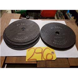 """Hi-Tech Cutting Disc 8""""x 3/32""""x 7/8"""""""
