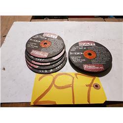 """SAIT Cutting disc 4""""x 1/16""""x 1/4"""""""