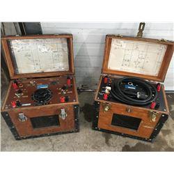 Vintage Electric Box