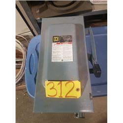 Electric Cutter 220v 1ph
