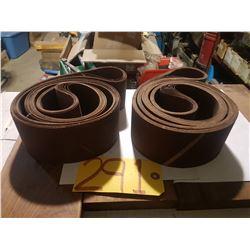 "Sanding Belt 84""x3"" Gr240"
