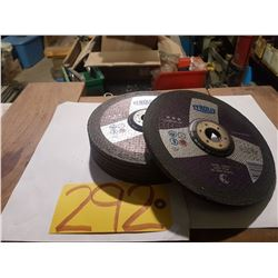 "Tyrolit Premium Grinding Wheel 7""x9/32""x7/8"""