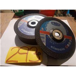 "Tyrolit Grinding Wheel 7""x1/4""x7/8"""