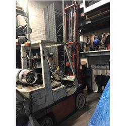 Nissan Forklift 4700lbs