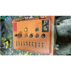 Push Button Electric Box