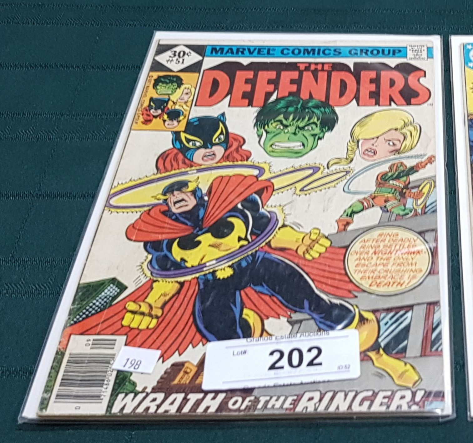2c2dc9aa720 ... Image 2   VINTAGE THE DEFENDER  0.30   DIAL H FOR HERO  0.50 COMICS ...