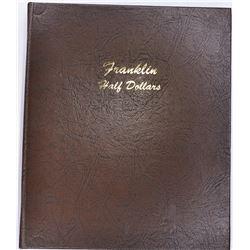 1946-63 COMPLETE FRANKLIN CH BU ALBUM