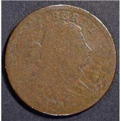 1797 LARGE CENT GOOD  S. 143