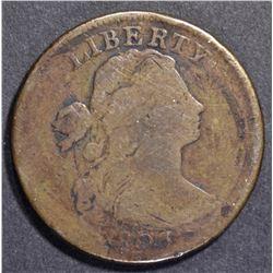 1803 LARGE CENT  VG