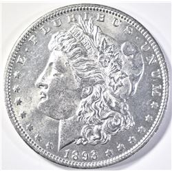 1893 MORGAN DOLLAR CH BU