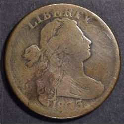 1803 LARGE CENT  VG