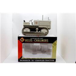Allis Chalmers Monarch 35 crawler 1:16 Has Box