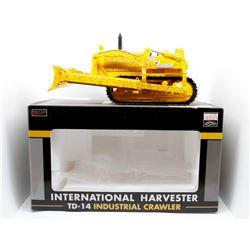 International Harvester TD-14 Industrial crawler 1:16 Has Box