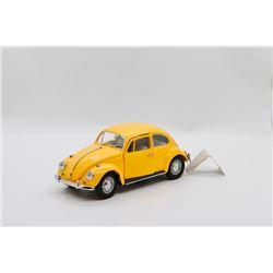 Franklin Mint 1967 Volkswagon Beetle 1:24 No Box