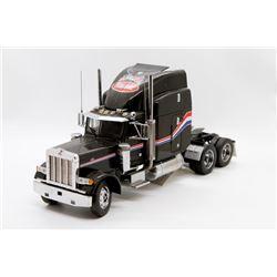 Franklin Mint Peterbilt Highway Tractor 379 1:32 No Box
