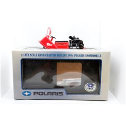 1954 Polaris snowmobile 1:18 Has Box