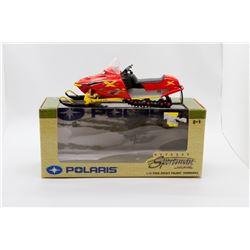Polaris Outdoor Sportsman Ertl 1:18 Has Box