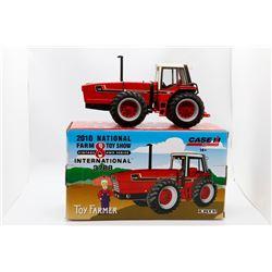 International Harvester 3788 Vintage 8 4WD Series Ertl 1:32 Has Box