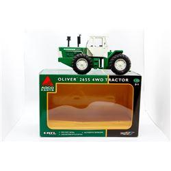 Oliver 2655 4WD Ertl 1:32 Has Box