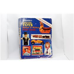 Schroeder's Collectible Toys Antique-Modern Price Guide Paperback