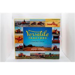 Versatile Tractors A Farm Boy's Dream Hardcover