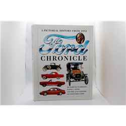A Pictorial History from 1893 Ford Hardcover
