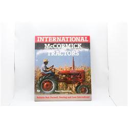 International Harvester McCormick Tractors Paperback