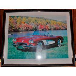 1960 Corvette Picture