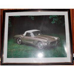 1962 Corvette Picture
