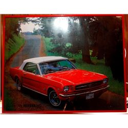 1965 Mustang Picture