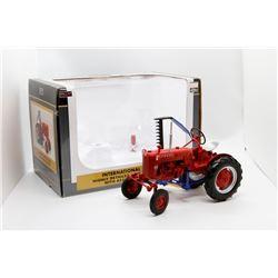 IH Farmall Cub tractor w/ #22 side mount mower 1:16 Has Box