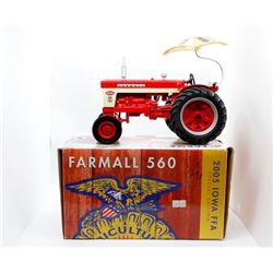 Farmall 560 Special Edition Has Box