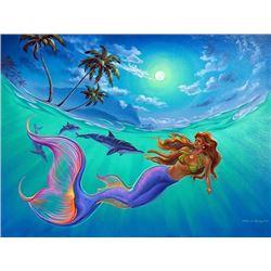 Mermaid in Paradise - KAI Show, Patrick Ching 2019
