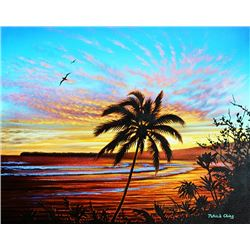 Palm Sunrise - KAI Show, Patrick Ching 2019