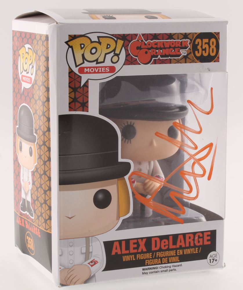 A Clockwork Orange Vinyl Alex DeLarge Pop