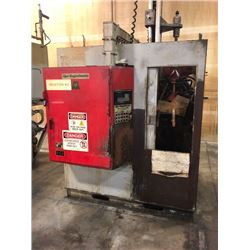 Ajax MagneThermic Induction Heat Treating Machine Model# Magne Scan II