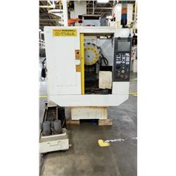 1997 FANUC A-T14iA ROBODRILL VERTICAL MACHINING CENTER