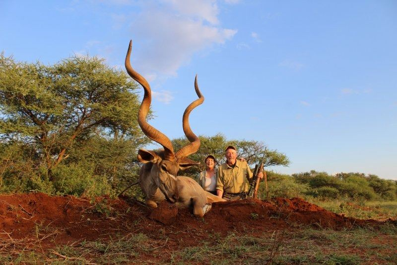 7 Day South Africa Hunt