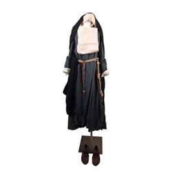 Tulip Fever Abbess (Judi Dench) Hero Movie Costumes