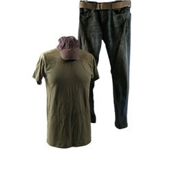 Man Down Gabriel Drummer (Shia LaBeouf) Movie Costumes