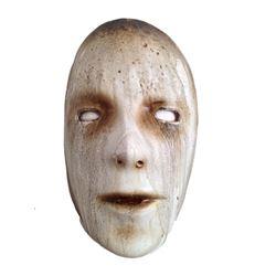 Hell Fest Robed Mask Scarer SFX Mask Movie Props